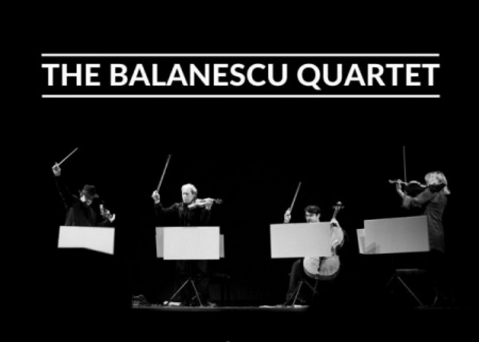 The Balanescu Quartet plays Kraftwerk