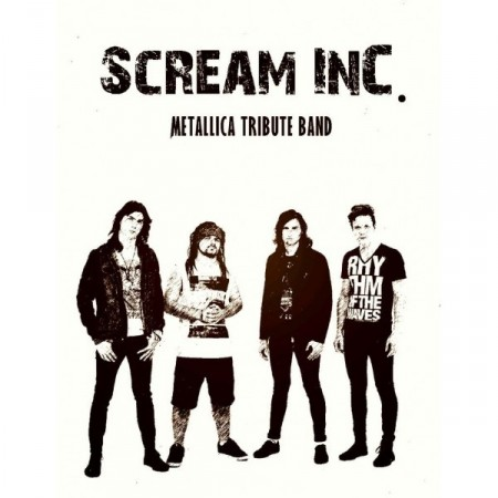 Scream Inc. - Official Metallica Tribute Band
