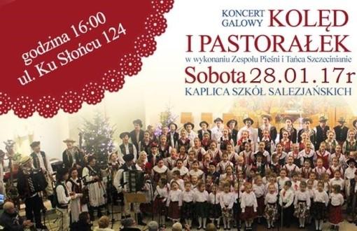 Galowy Koncert Kolęd i Pastorałek