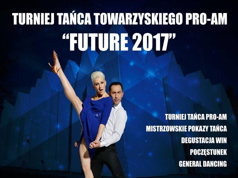 Future 2017 - Turniej Tańca Pro-Am w Szczecinie