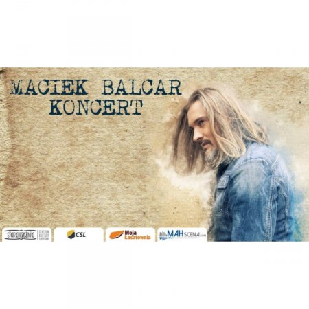 Maciek Balcar, wokalista Dżem