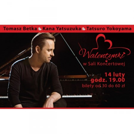 Wspaniałe Polsko - Japońskie Trio, fortepian i skrzypce