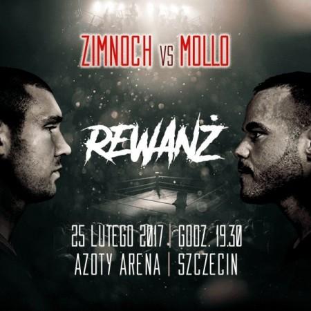 Szczecin Boxing Night: Zimnoch vs Mollo - Rewanż
