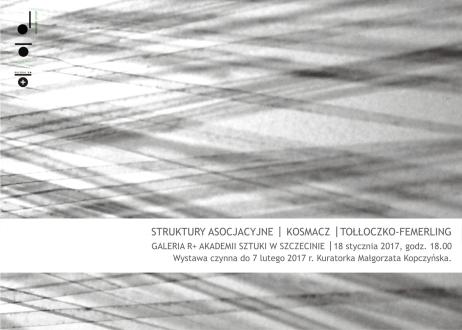 Struktury asocjacyjne - wernisaż wystawy