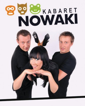 Kabaret Nowaki w programie: 'Moda na Nowaki'