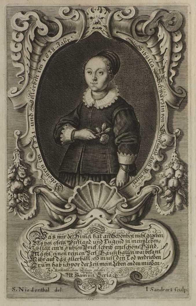 Biografia z wojną w tle: Sybilla Schwarz. Wykład