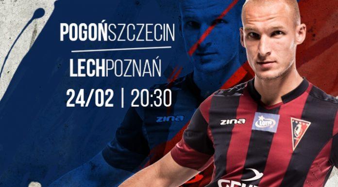 Pogoń Szczecin – Lech Poznań