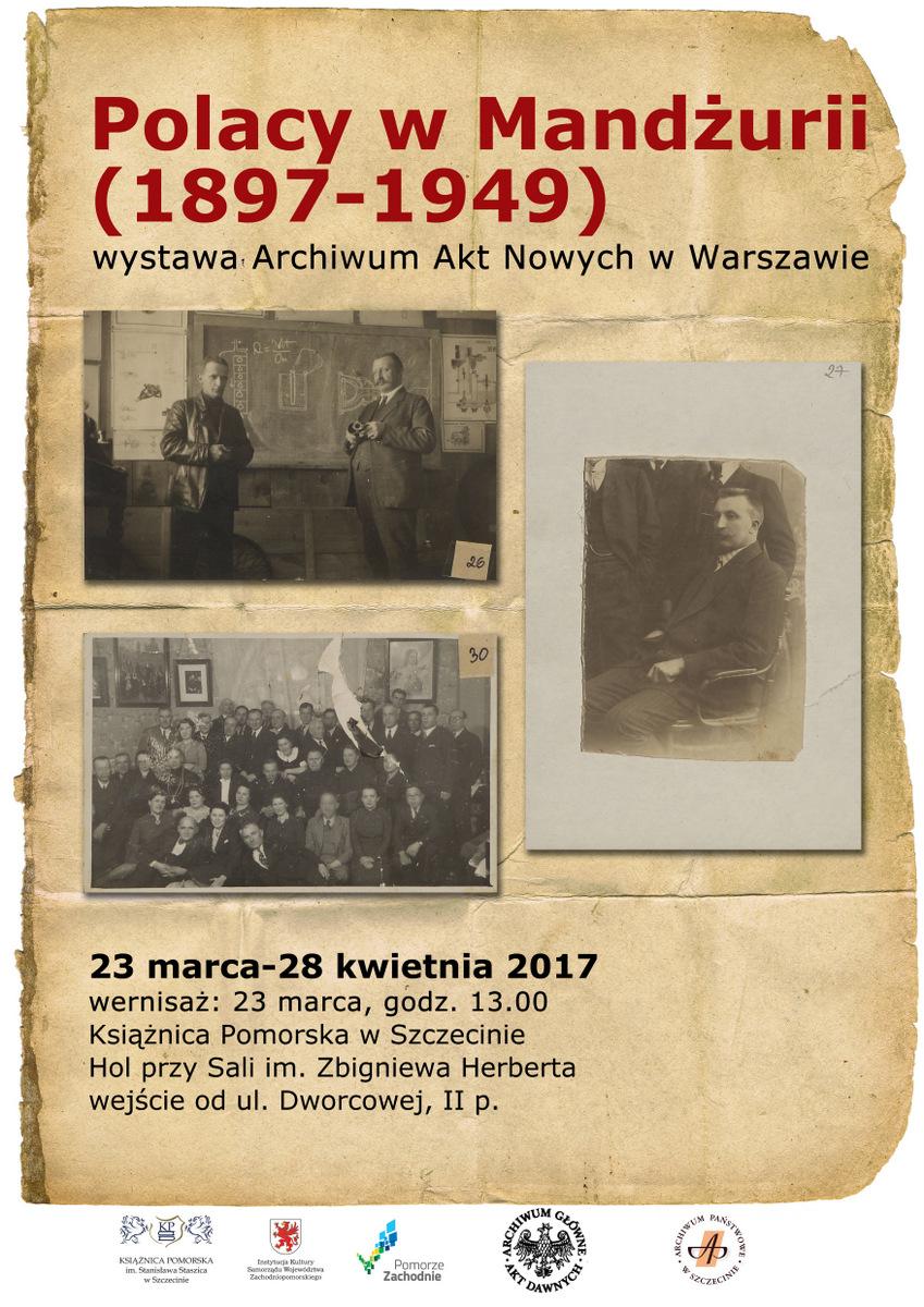 """Werniaż wystawy """"Polacy w Mandżurii 1897–1949"""""""