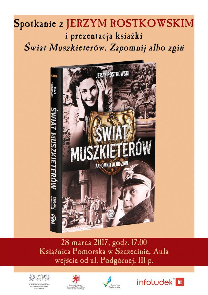 Spotkanie z Jerzym Rostkowskim