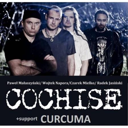 Cochise + Curcuma