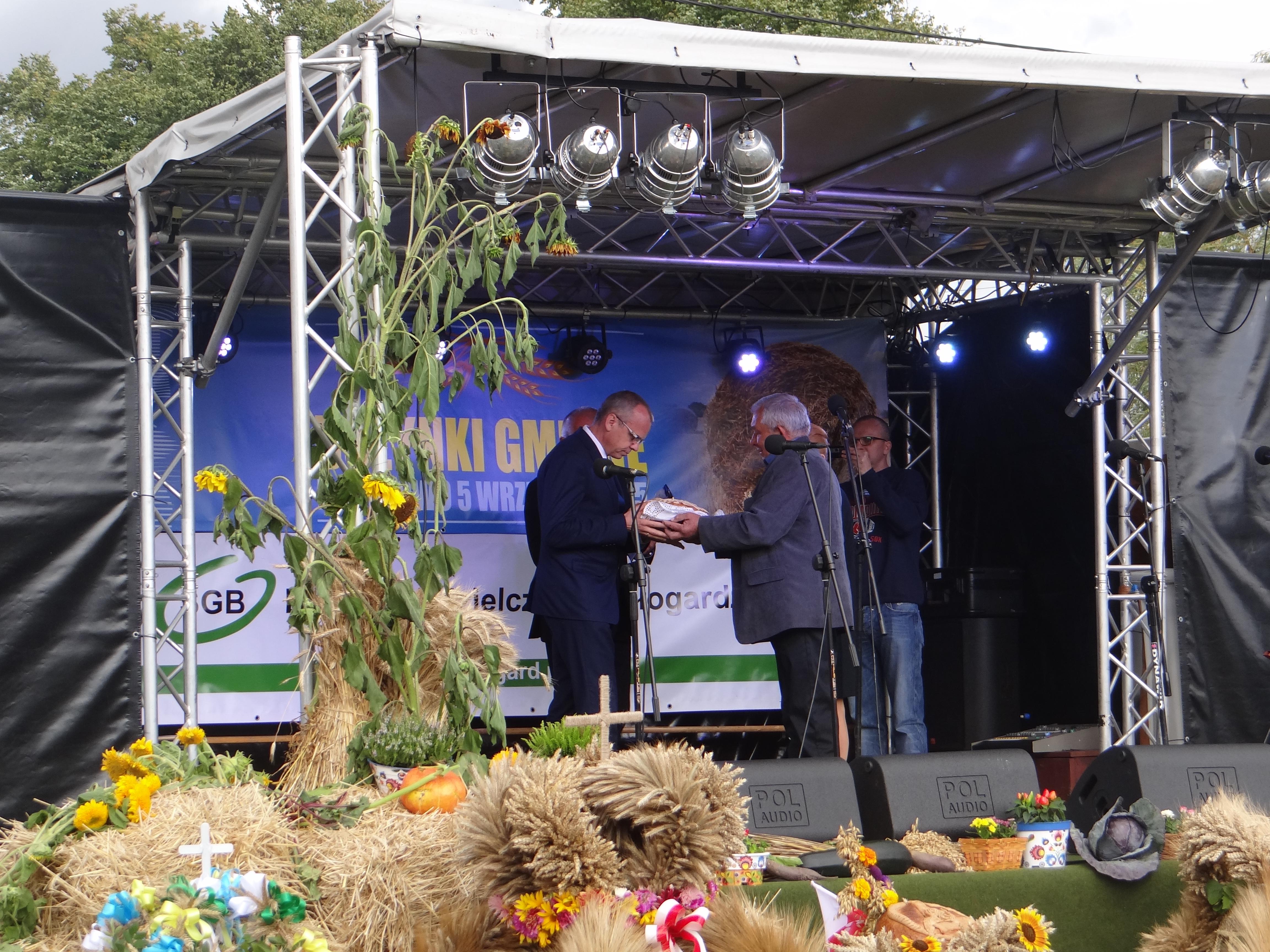 Dożynki gminne - Sołectwo Mierzyn