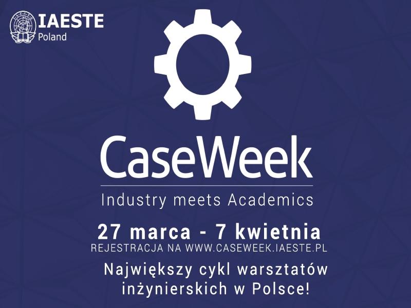 CaseWeek - cykl warsztatów inżynierskich