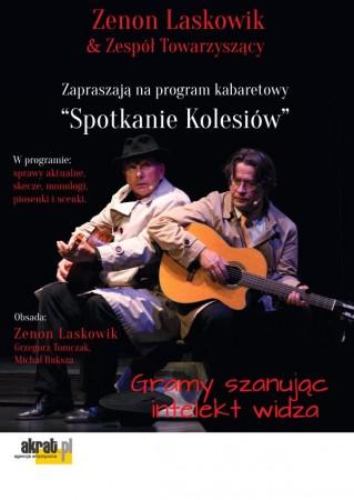 Zenon Laskowik & Zespół Towarzyszący - Spotkanie Kolesiów