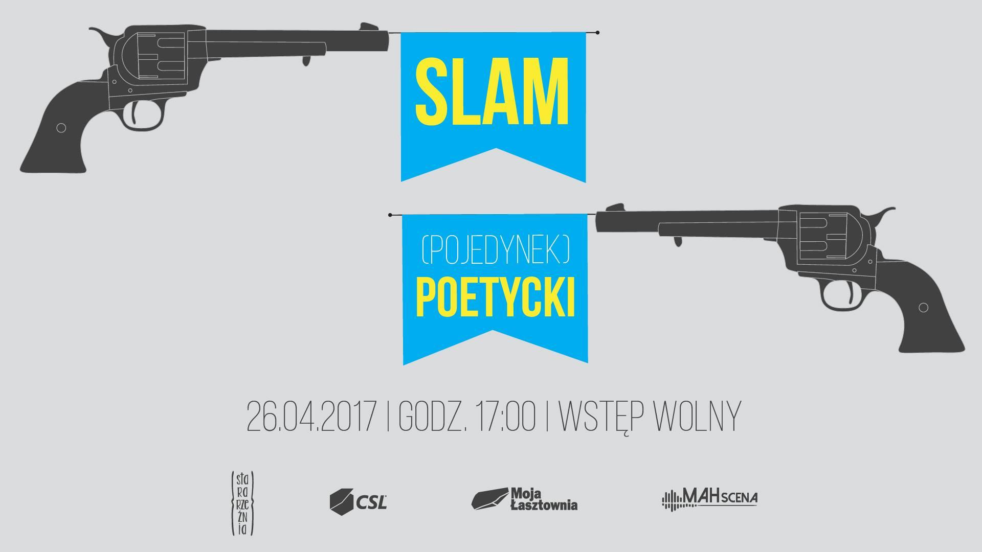 """Slam Poetycki """"Szczecińska Keja"""""""