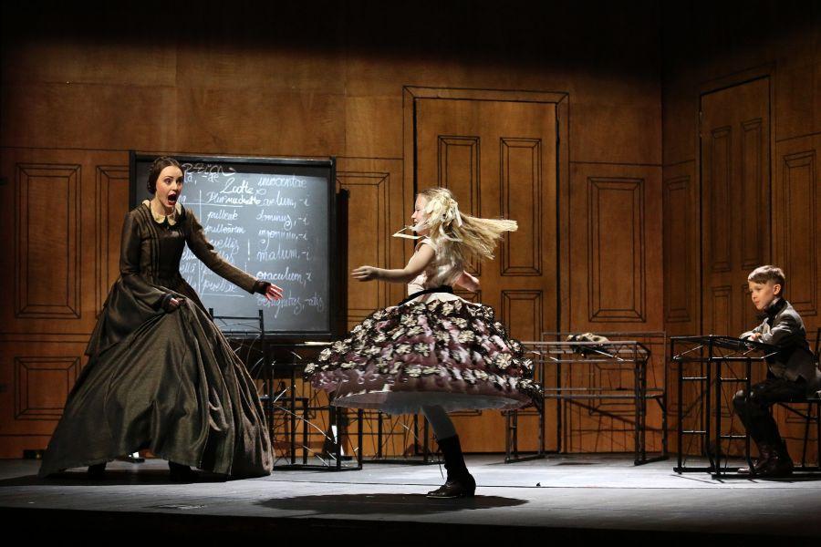 Black Friday Opera naZamku