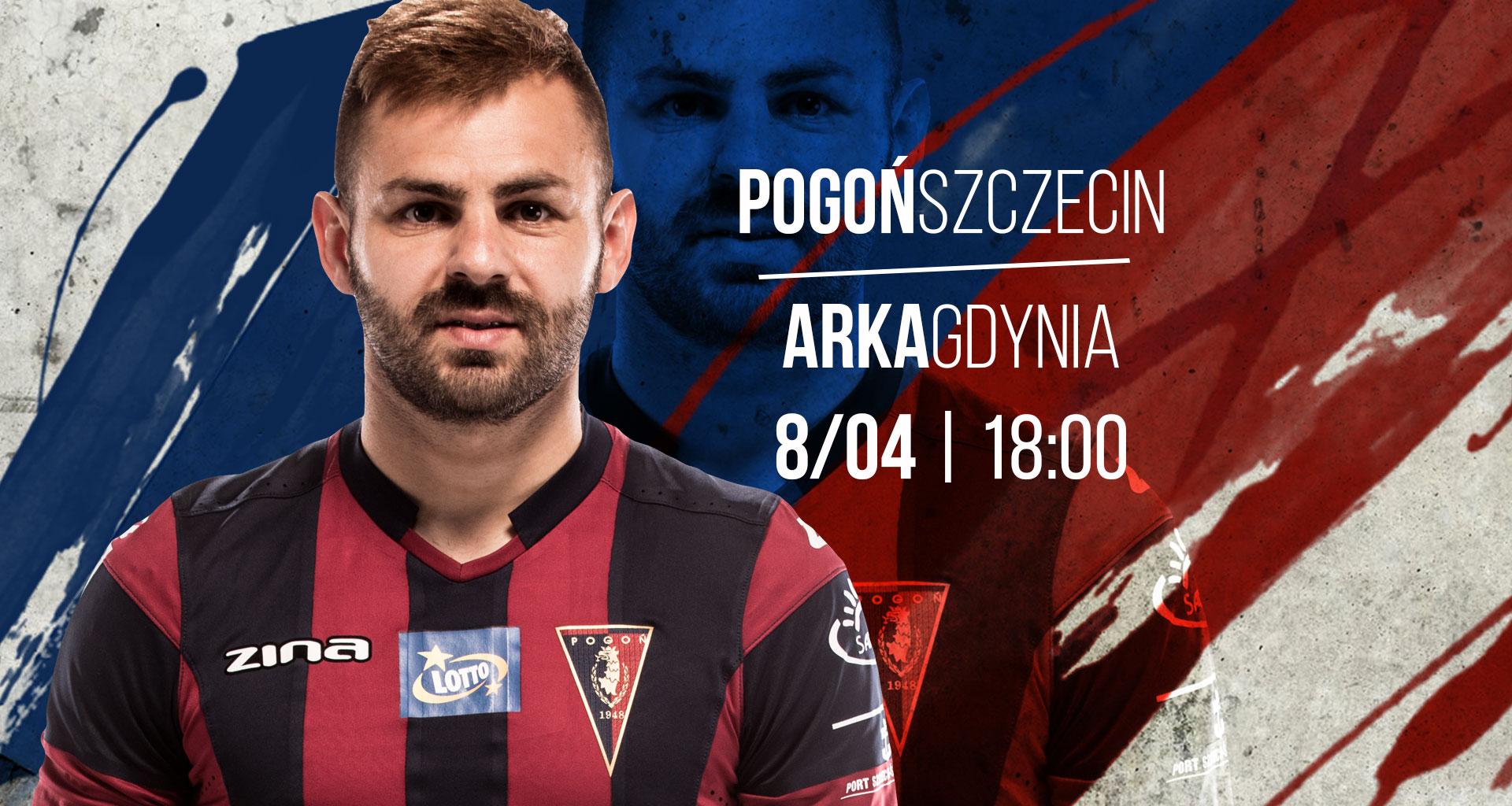 Pogoń Szczecin - Arka Gdynia