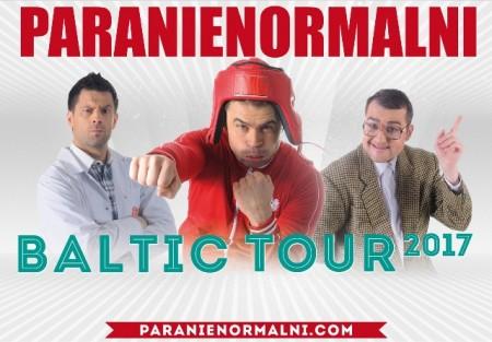 Kabaret Paranienormalni - Baltic Tour