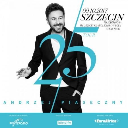 Andrzej Piaseczny 25 Tour