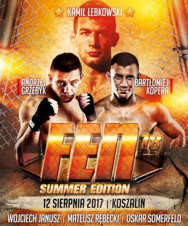 FEN 18 Summer Edition