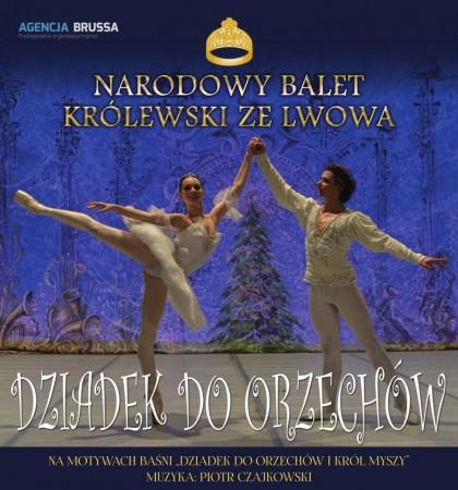 """Narodowy Balet Królewski ze Lwowa - """"Dziadek do orzechów"""""""