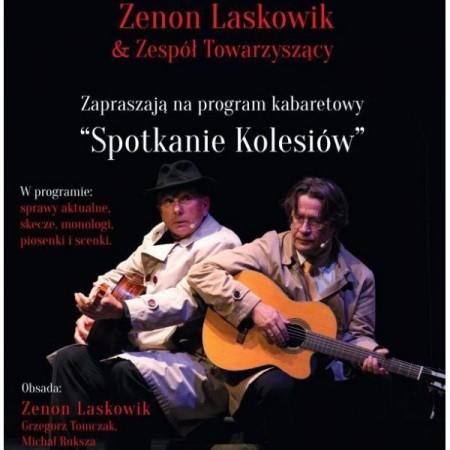 Zenon Laskowik - Spotkanie kolesiów