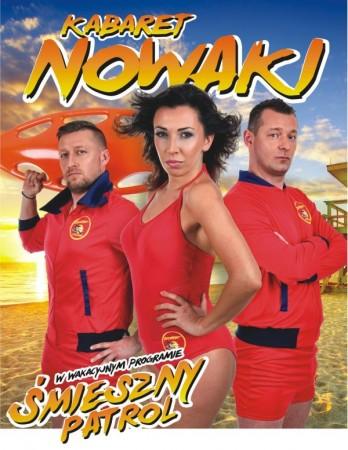 Kabaret Nowaki - Śmieszny patrol