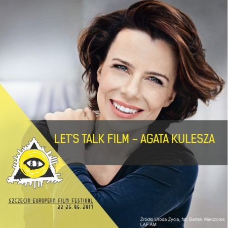 Let`s Talk Film - Agata Kulesza