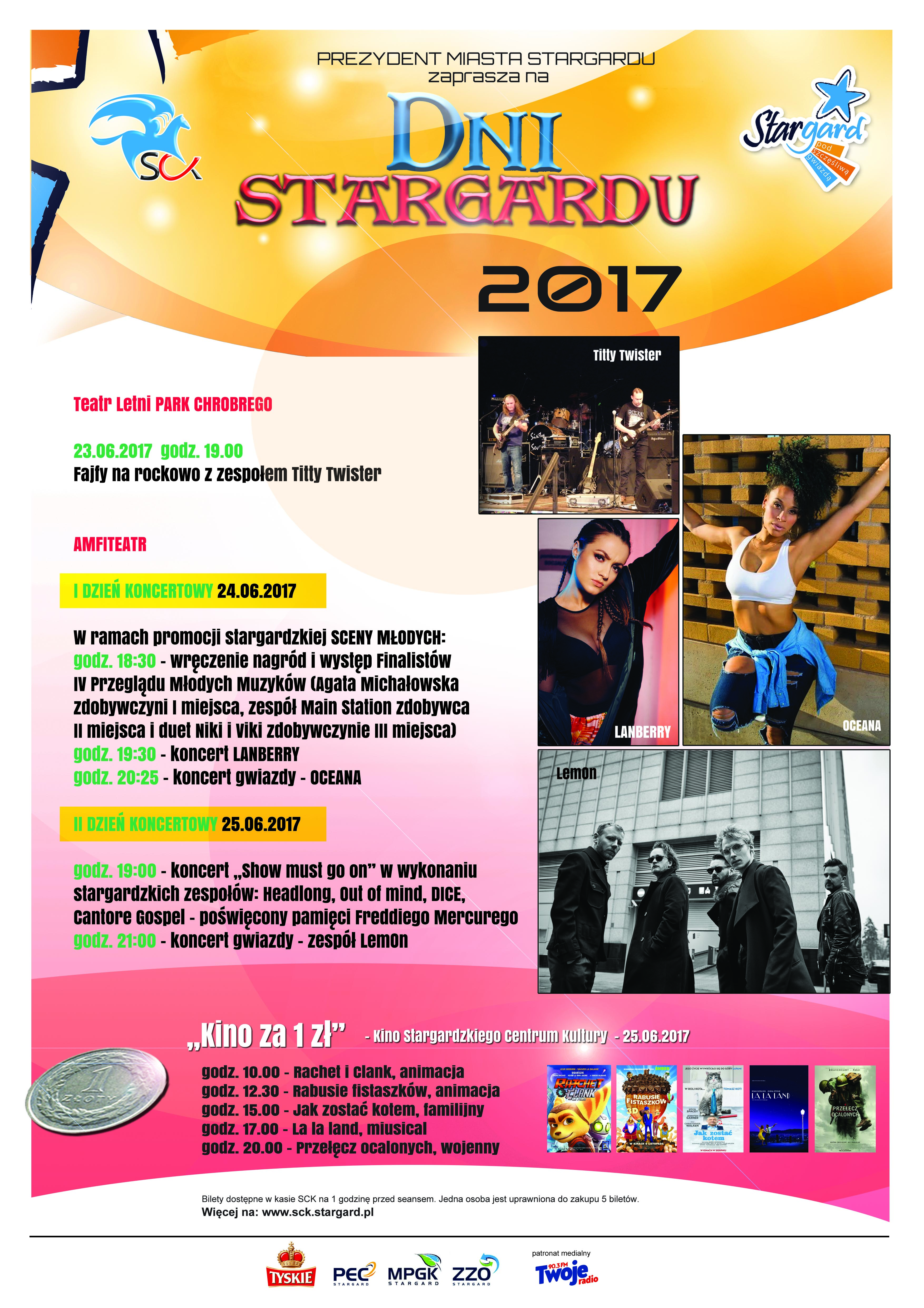 Dni Stargardu 2017