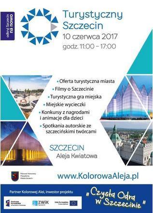 Turystyczny Szczecin