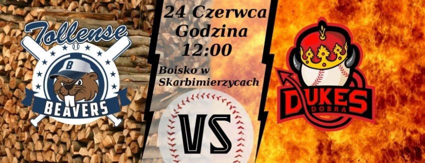 Baseball game - Tollense Beavers VS Dobra Dukes