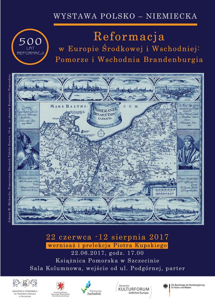 Wernisaż wystawy Reformacja w Europie Środkowej i Wschodniej