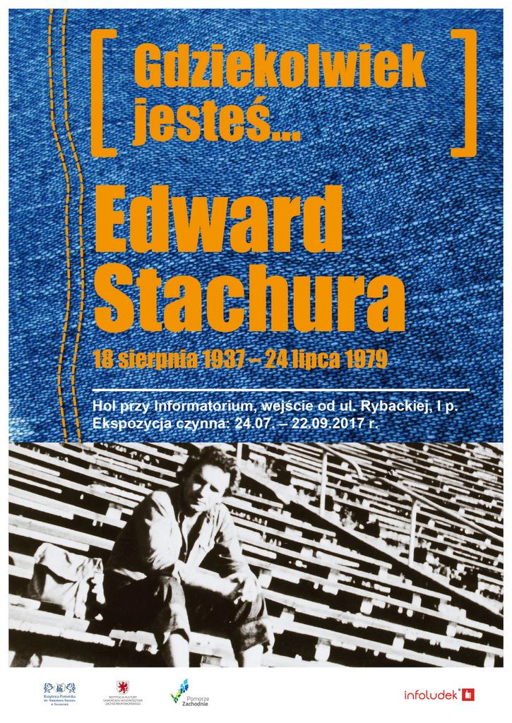 """Wernisaż wystawy """"Gdziekolwiek jesteś.... Edward Stachura"""""""