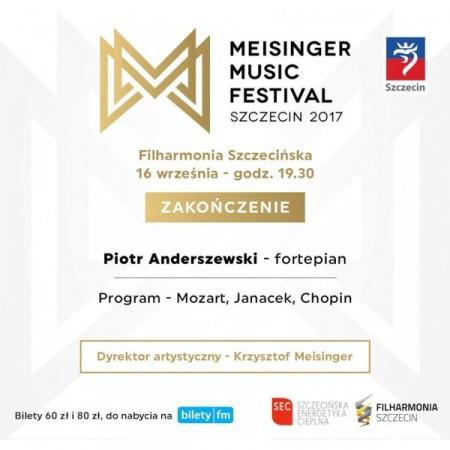 Meisinger Music Festival: Piotr Anderszewski