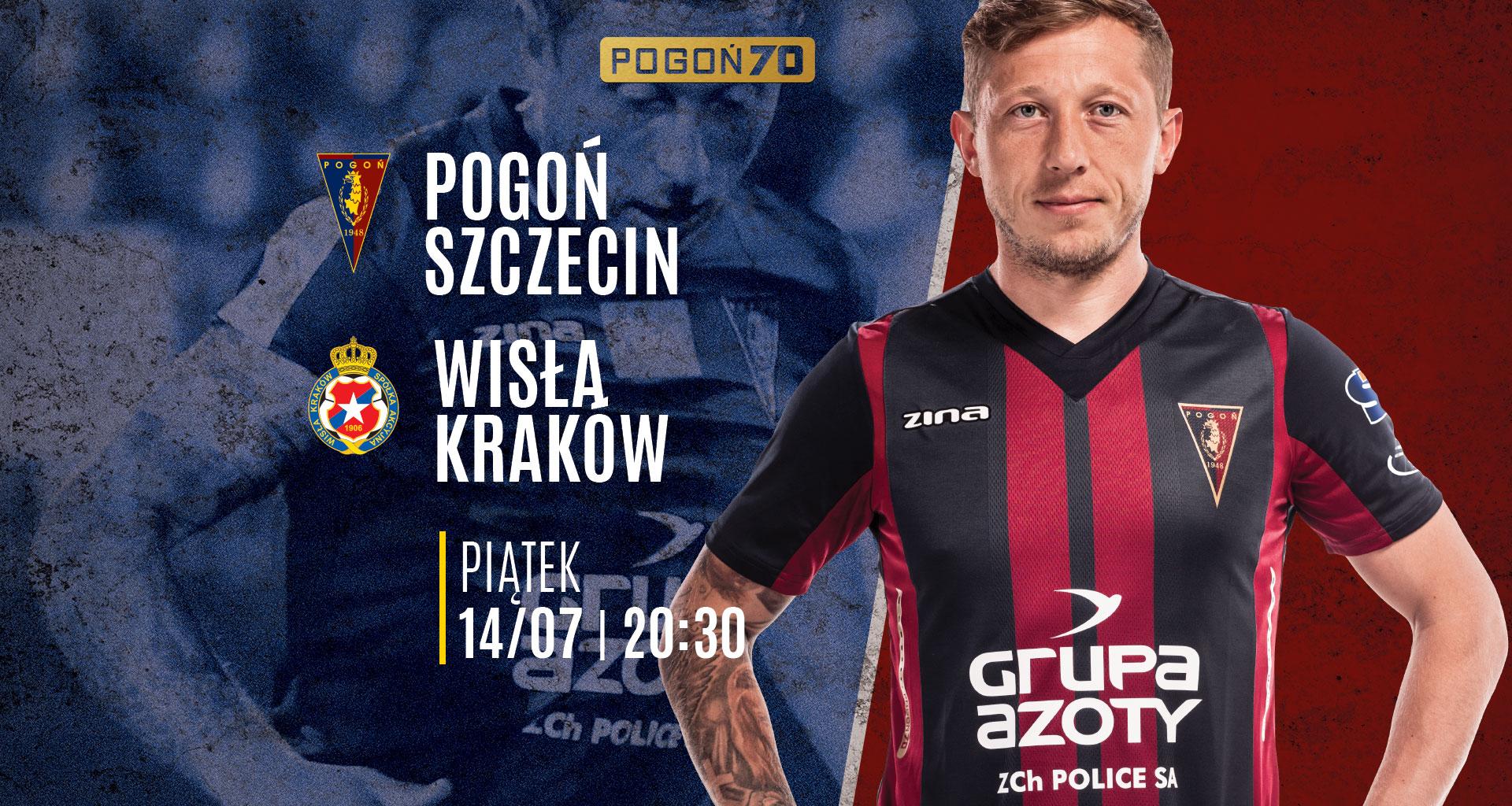 Pogoń Szczecin - Wisła Kraków