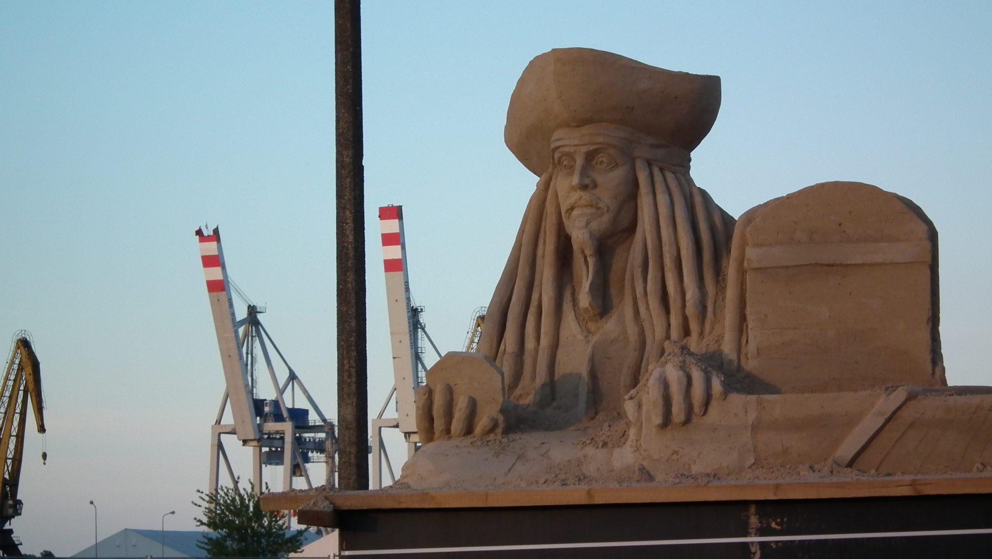 Warsztaty tworzenia rzeźb z piasku