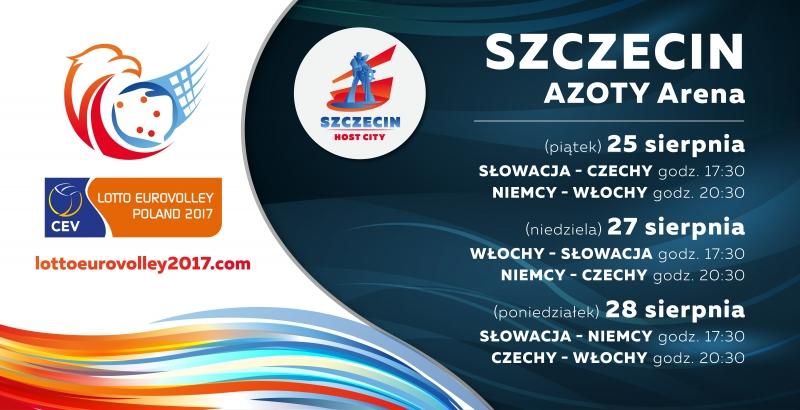 Mistrzostwa Europy w Piłce Siatkowej mężczyzn - Słowacja vs Niemcy