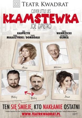 Kłamstewka - Teatr Kwadrat