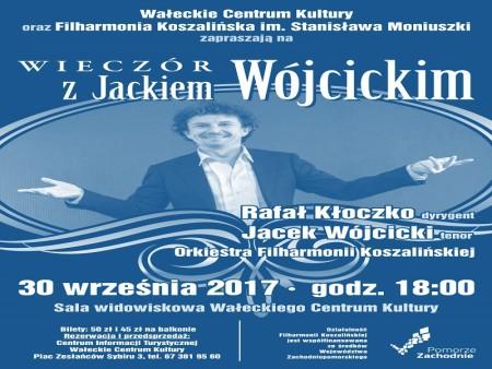 Wieczór z Jackiem Wójcickim