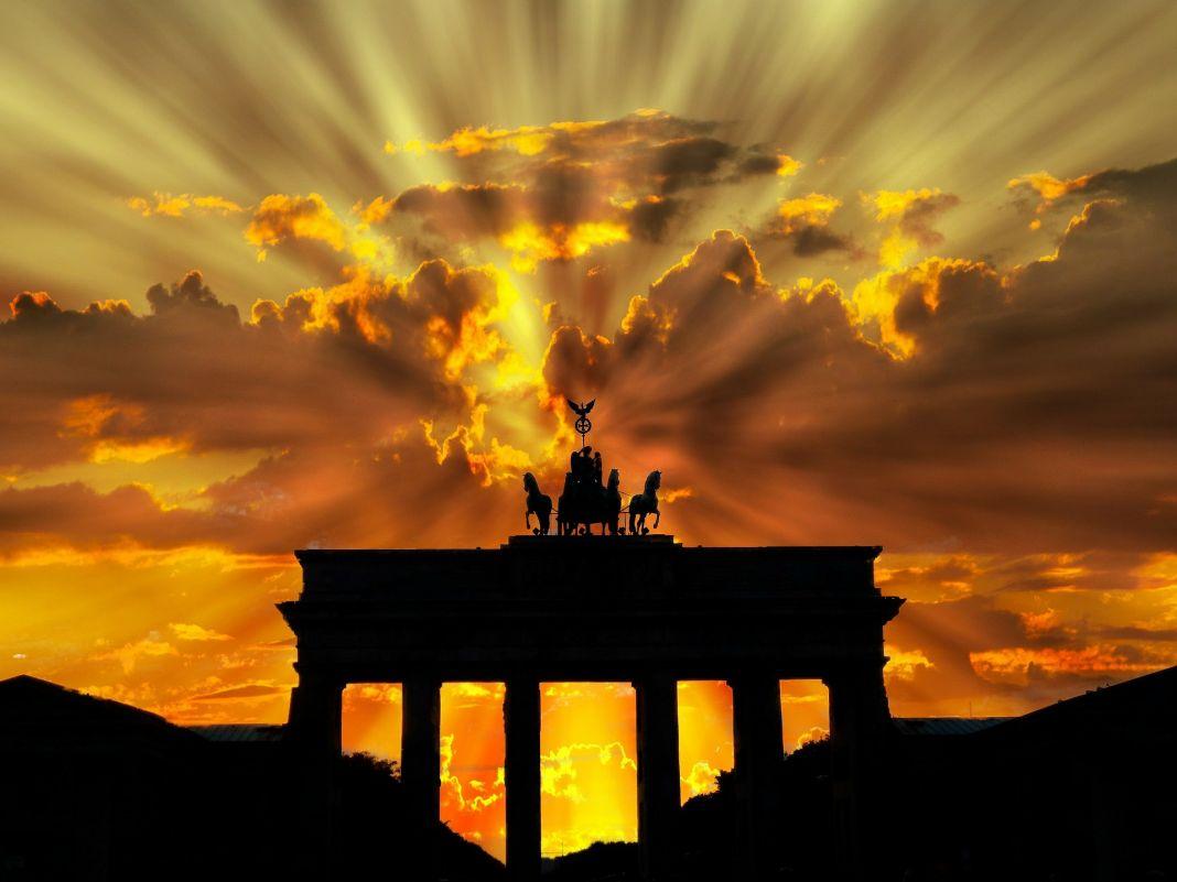 dzień jedności Niemiec