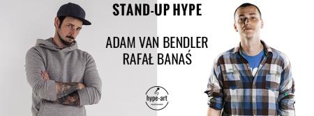 Stand-up Hype: Adam Van Bendler & Rafał Banaś