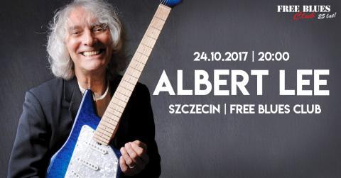 Albert Lee - koncert z okazji 25-lecia działalności Free Blues Clubu