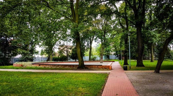 Wypięknieje park w centrum Szczecina