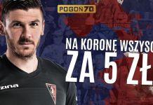 Bilety na mecz z Koroną Kielce za 5 złotych
