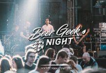 nocny festiwal piwa w Peronie 5