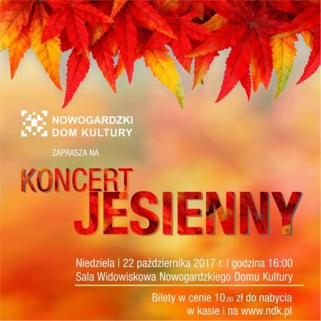 """""""Wspomnienie lata"""" - koncert jesienny"""