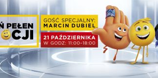 Marcin Dubiel w Atrium Molo