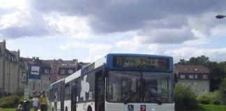 autobusy szczecin