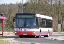 autobusy na Prawobrzeżu
