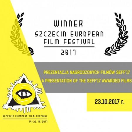 Prezentacja nagrodzonych filmów Szczecin European Film Festival 2017