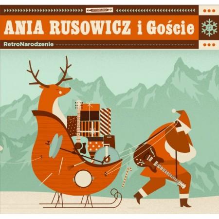 Ania Rusowicz i Goście - bigbitowe pastorałki